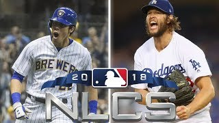 Los Angeles Dodgers vs Milwaukee Brewers - NLCS GAME 7 LIVE REACTIONS