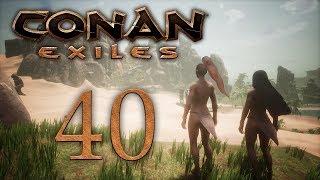 Conan Exiles — прохождение игры на русском — Пробужденный посох Триумвирата, Разма [#40]   PC