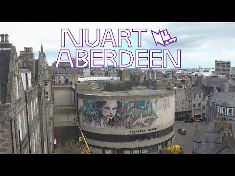 NUART ABERDEEN 2017 - THE MOVIE (видео)