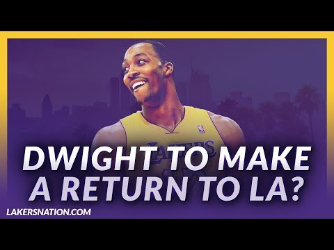 Video: Lakers News Feed: Lakers Seriously Considering Signing Dwight Howard
