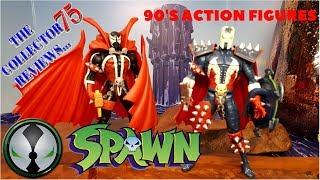 Video Some 90'S Nostalgia : SPAWN Action Figures MP3, 3GP, MP4, WEBM, AVI, FLV Maret 2018