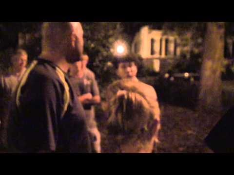 Savannah Ghost Tour – Mercer House – Part 1