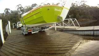 Denman Australia  city photos gallery : BayCruiser 23 Australian Launch