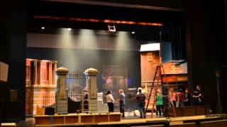 Set Construction Time-Lapse