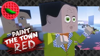 Shotgun Surgery! -- Let's Play Paint the Town Red (Prison Level) (Sandbox Test Level) (Early Access)