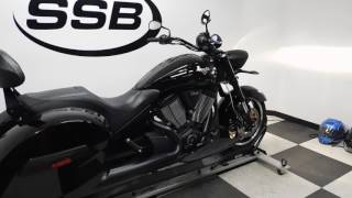 9. 2014 Victory Cross Roads 8-Ball– used motorcycles  for sale– Eden Prairie, MN