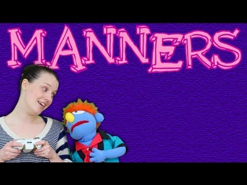 manners - Today's Word of the Day is Manners! Lets find out what Nellie and Ned have to say... Subscribe to Nellie And Ned - http://www.youtube.com/subscription_center...