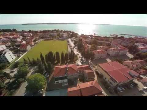 Fažana Drone Video