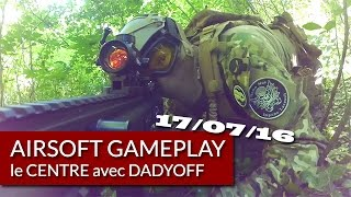 Buc France  city images : AIRSOFT GAMEPLAY LE CENTRE AVEC DADYOFF | 170716 | UNNAMED | AIRSOFT FRANCE