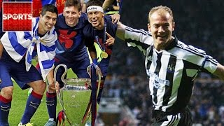 Which EPL Striker Pairing Could Compete With Neymar/Messi/Suarez?, neymar, neymar Barcelona,  Barcelona, chung ket cup c1, Barcelona juventus