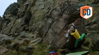 Double Gritstone Slopey Sick Sends | Climbing Daily Ep.824 by EpicTV Climbing Daily