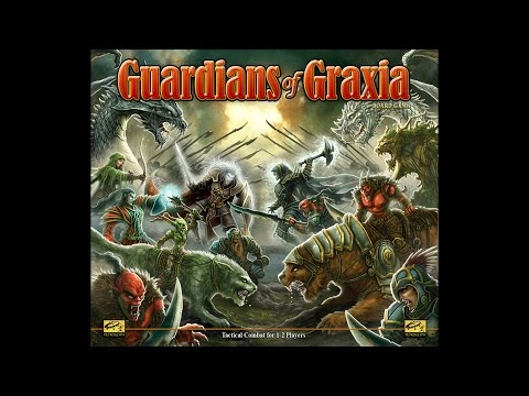 Guardians of Graxia Release Trailer