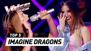 Video IMAGINE DRAGONS in The Voice Kids | The Voice Global MP3, 3GP, MP4, WEBM, AVI, FLV Februari 2018