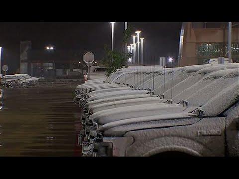 Χιόνισε στο Τέξας μετά από 8 χρόνια και οι κάτοικοι τρελάθηκαν