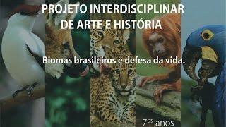 Projeto Interdisciplinar de Arte e História