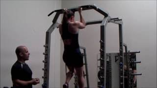Alan Orr - Pull-up Variations for Greater Strength