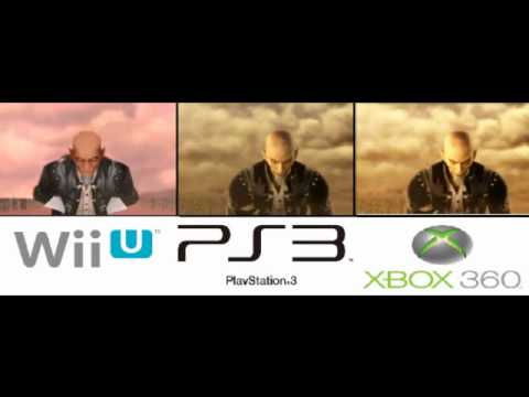 9GAG - Wii U vs PS3 vs Xbox 360 - GraphicsXbox 360 Graphics Vs Wii