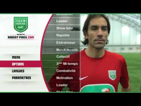 Recrutez Robert Pires dans votre quipe