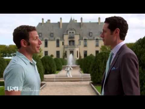 ROYAL PAINS (T8) - Promo Season 8 Its Finally Over HD