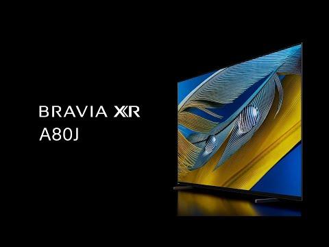 Sony BRAVIA XR A80J OLED 4K HDR TV