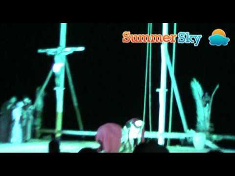 Via Crucis Pasqua 2011 a Forio d'Ischia - Terza Parte