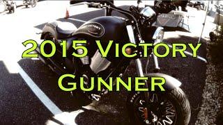 7. Demo Ride: 2015 Victory Gunner