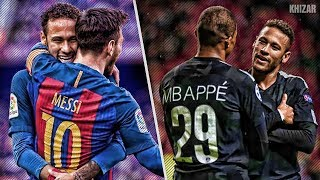 Video Neymar With Messi Vs Neymar With Mbappé | HD MP3, 3GP, MP4, WEBM, AVI, FLV Januari 2019