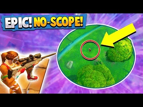 INSANE 250M NO SCOPE - Fortnite Funny and Epic Moments #3