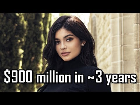 Kylie Jenner Soon to Join the Billionaire Club