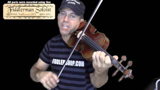 Section 14 - Fiddlerman Pachelbel Canon Project