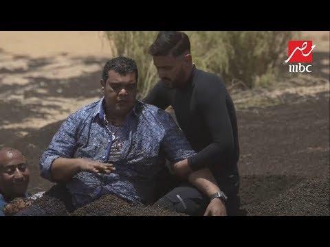 """أنت كافر .. اول ما قاله أحمد فتحي لرامز جلال بعد أكتشاف مقلب """"رامز تحت الأرض"""""""