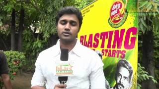 Michael Thangadurai  at Burma Press Meet