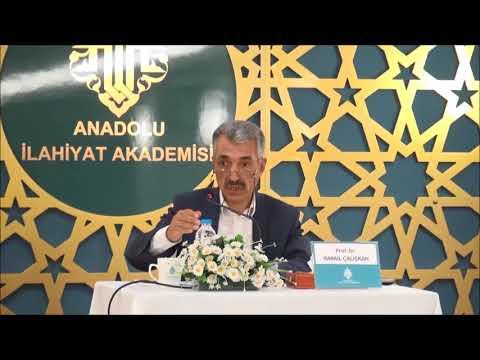 Prof. Dr. İsmail ÇALIŞKAN İle''Hasan-ı Basri'' Konulu Seminer