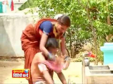 Marathi Song - Mutton Kha Wale - Nauvari Cha Nakhara - Super Hit Marathi Song