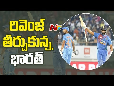 India vs Bangladesh 2nd T20I: Rohit Sharma guides India | NTV Sports