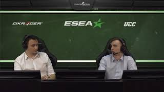 (RU) ESEA MDL Season 27 Europe || Sprout vs Red Reserve bo1 || by @AlekseyDeq & @TollTV