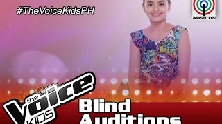 Butuan Philippines  city images : The Voice Kids Philippines 2016 Blind Auditions: Meet Hannah from Butuan