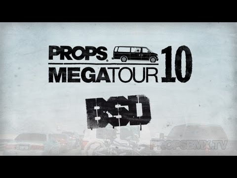 props - Full movie available on iTunes http://propsbmx.com/download/ Order Props DVDs http://propsbmx.com Megatour 10 follows 4 teams as they traverse Texas. With a ...