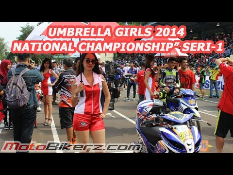 Umbrella girls - http://motobikerz.com/archives/3758.