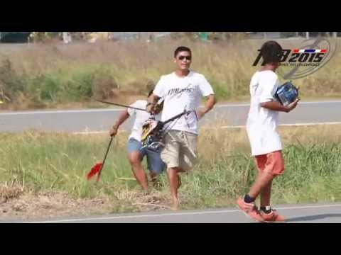 Thailand Heli Blowout 2015