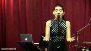 Monita Tahalea - Over The Rainbow @ Mostly Jazz 27/04/13 [HD]