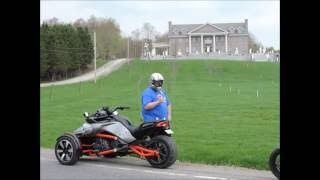 5. BAM 2015 CAN-AM SPYDER  F3-S SM6  PHOTO AND VIDEO SOUND 0-100  MODS