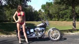 8. 2003 Harley Davidson Dyna Low Rider - Used Motorcycles for sale