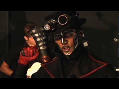 powered - 2011 Steam Powered Giraffe LLC. Steam Powered Giraffe performing their song