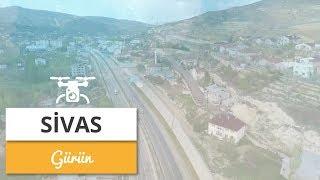 Sivas'ın En Güzel İlçelerinden Gürün'ü Drone İle Gezdik