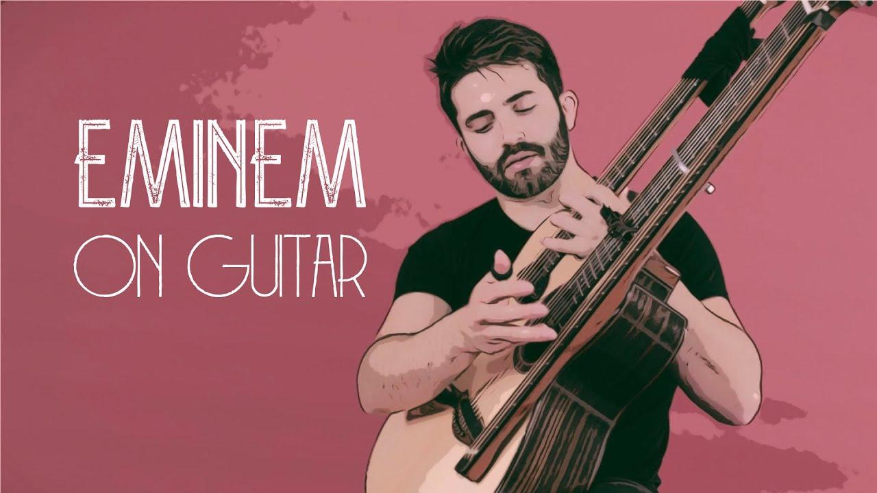 EMINEM ON GUITAR (The Real Slim Shady) – Luca Stricagnoli