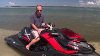8. Sea-Doo RXP-X 260: World Champion Performance for the Weekend Racer