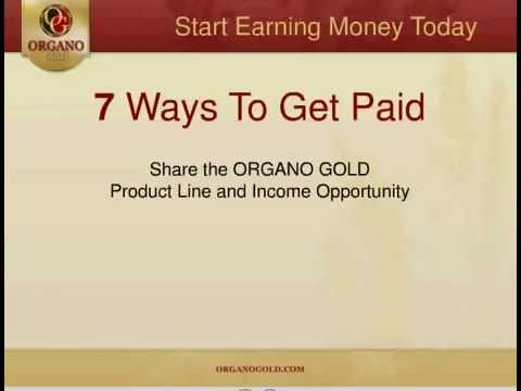 Organo Gold Compensation Plan Explained