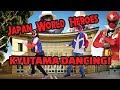 Kyutama Dancing! at Japan World Heroes 2017 - Toku Let's Dance!