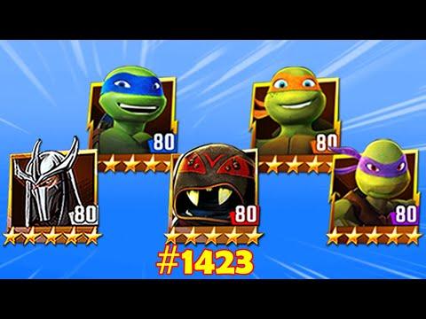 Teenage Mutant Ninja Turtles Legends - Part 1423